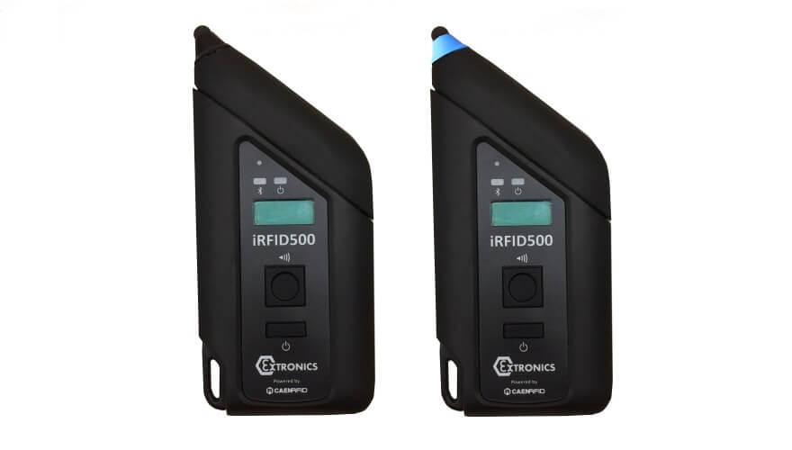 iRFID500 – håndholdt RFID-leser